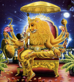 Sri Narsimha Pranama